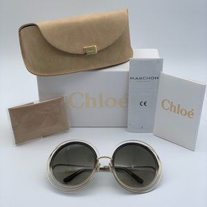 Brand NEW Chloe CE120S 774 Oversized Sunglasses